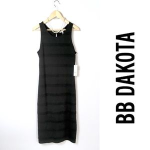 B.B. DAKOTA Jersey Midi Dress